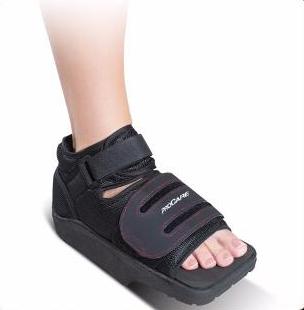 offloading postop shoe