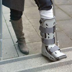 Aircast Boot