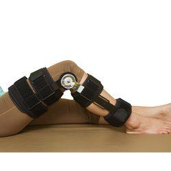 range of motion knee brace